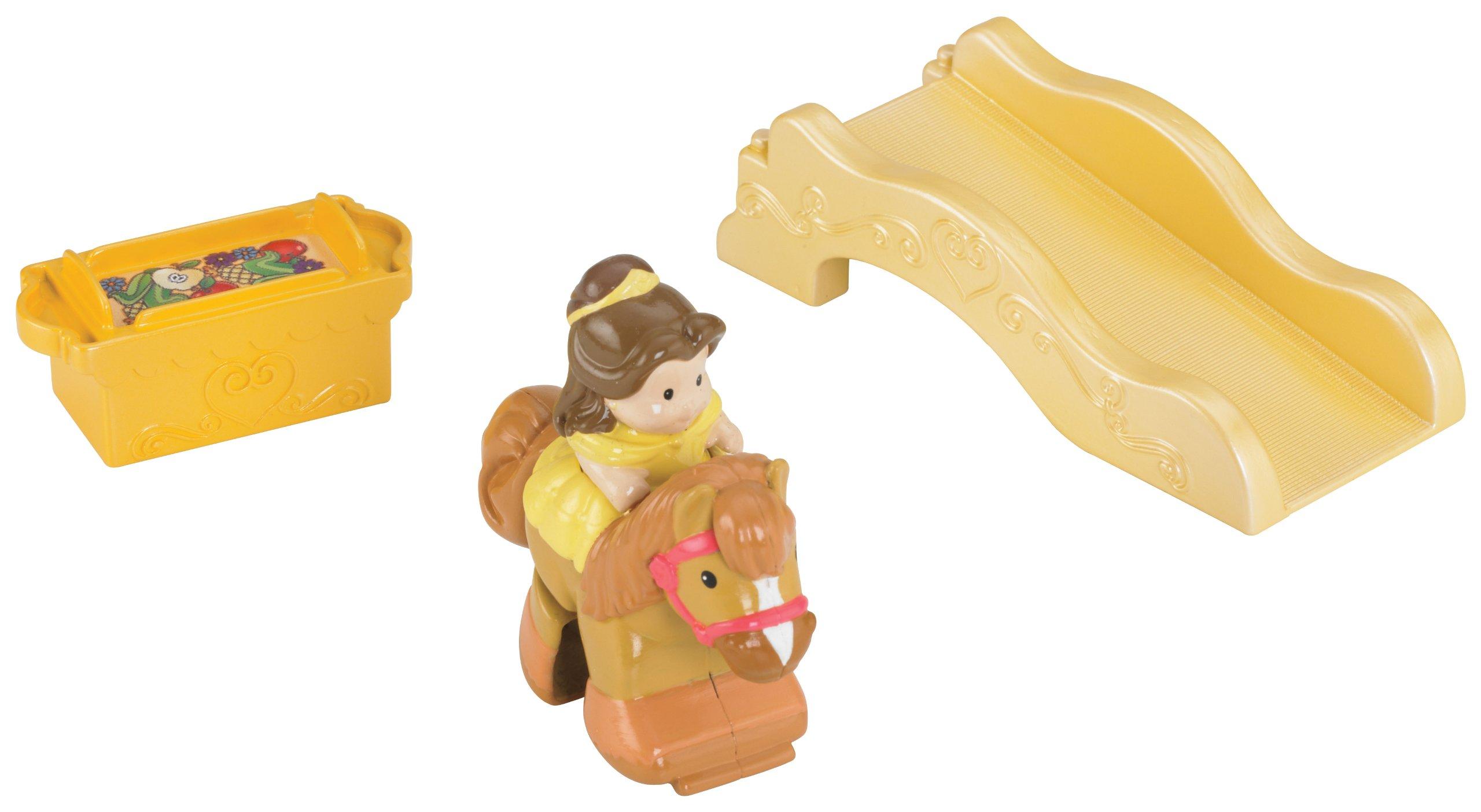 Fisher-Price Little People Disney Klip Klop Belle