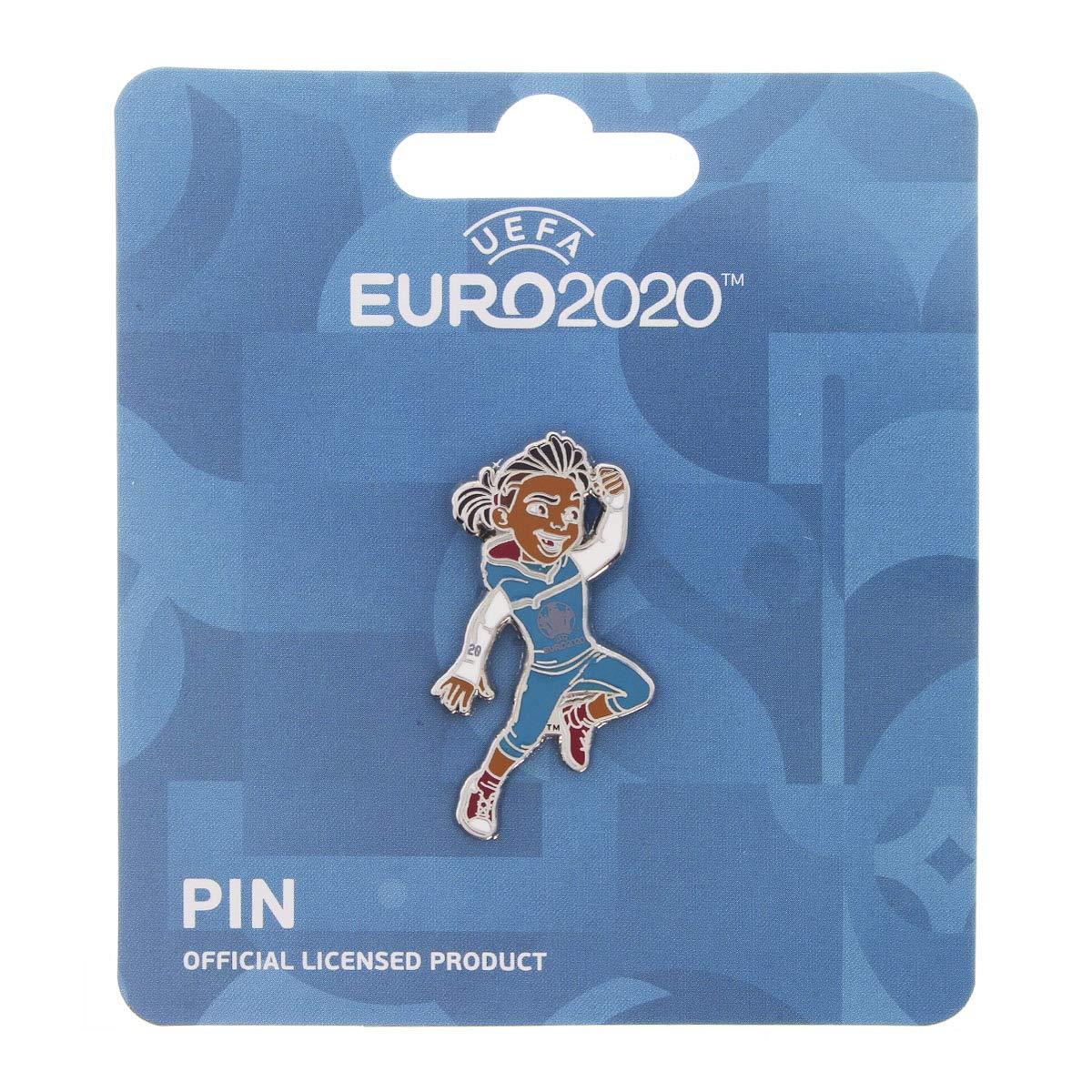 UEFA EURO 2020/™ Spilla Trophy