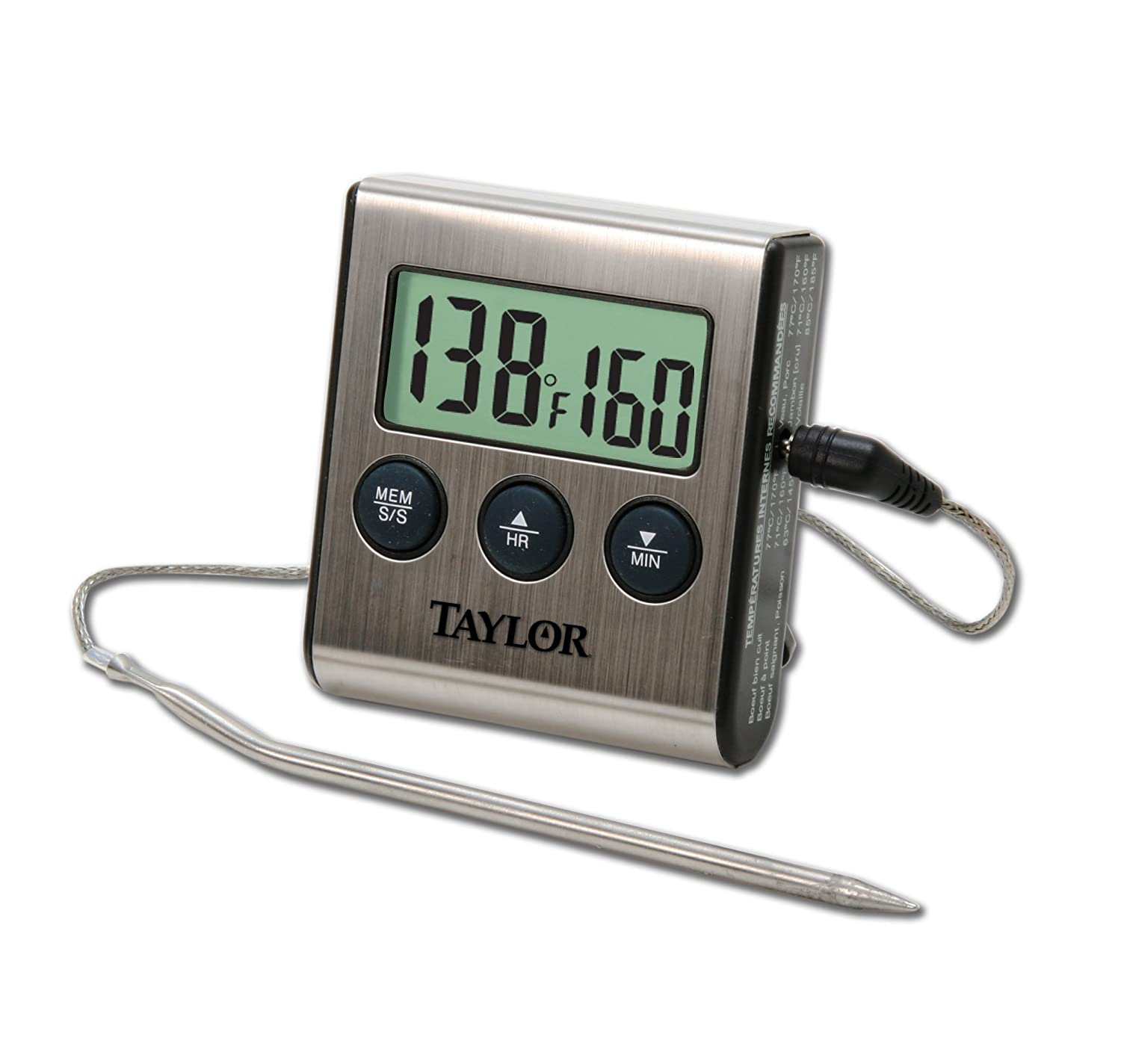 taylor precision products digital cooking roasting