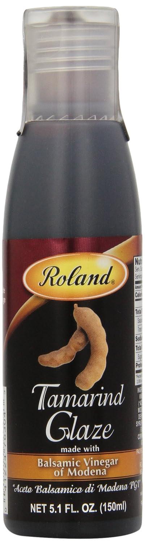 Roland Foods Balsamic Glaze, Tamarind, 5.1 Ounce (Pack of 3)