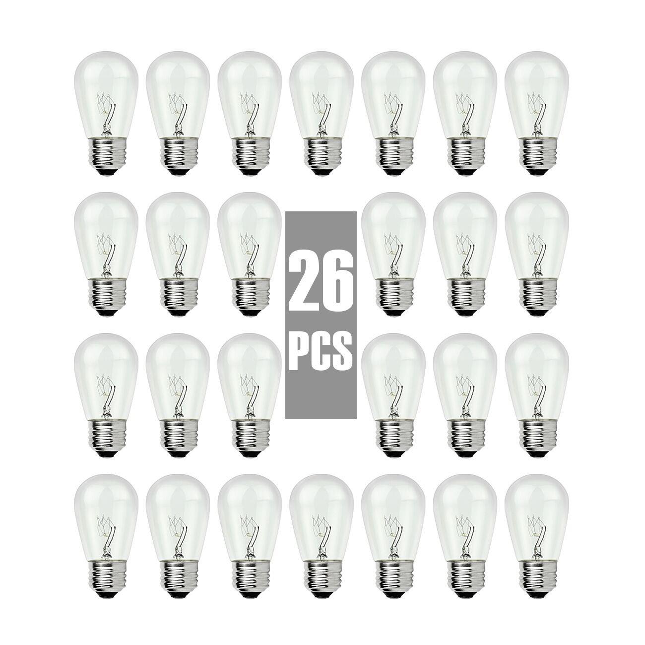 SHINE HAI E12 Candelabra LED Light Bulbs, 40W Equivalent, 2700K Daylight White B11 LED Candelabra Base, Non-Dimmable