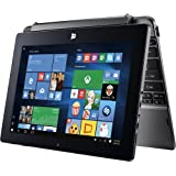 Acer SW1 2-in-1 Convertible PC Intel X5 Quad Core 2GB Ram 32GB Flash 10.1 HD Touch LED Dual Cam Wifi Bluetooth (Certified Refurbished)