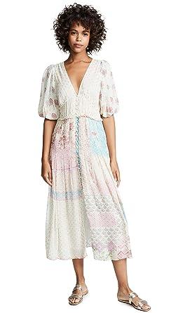 84c7e02e0d7 Hemant and Nandita Women s Venus Dress at Amazon Women s Clothing store