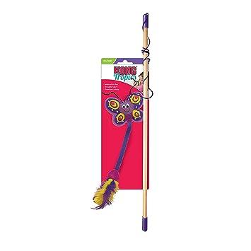 Kong 0035585328089 - Gato Tropics Butterfly Teaser: Amazon.es: Productos para mascotas