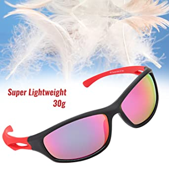 Amazon.com: Siren lentes de sol deportivos polarizados con ...