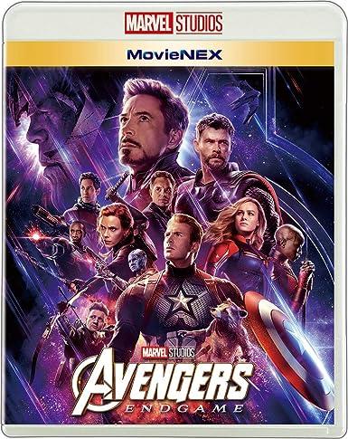 Robert Downey Jr. - Avengers: Endgame 2 Blu-Ray Edizione: Giappone ...