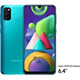 SAMSUNG SM-M215F Galaxy M21 Çift Sim Smartphone Yeşil