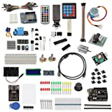 SainSmart Ultimate Starter Kit RFID Master with Motor Relay LCD Servo AVR for Arduino 1602 UNO R3