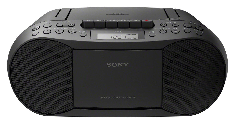 Radio Salle De Bain Darty ~ sony cfd s70b lecteur cd mp3 radio noir sony amazon fr