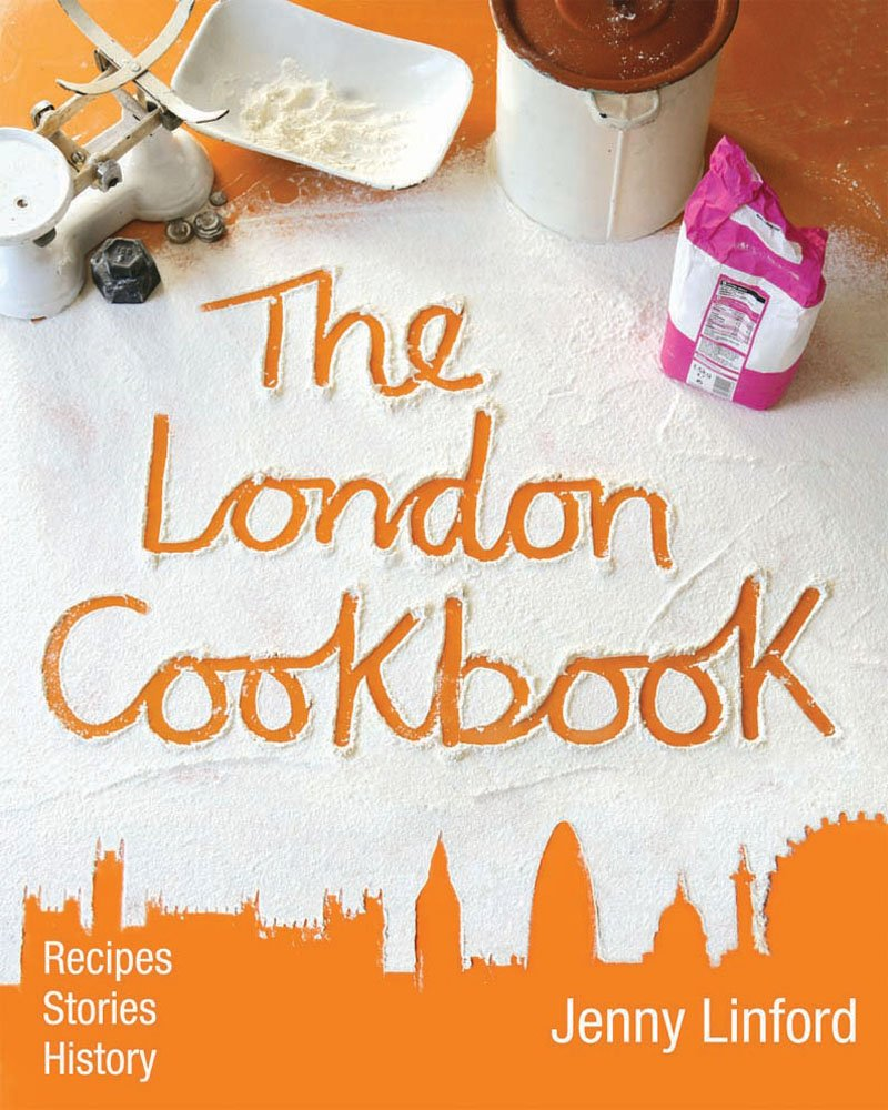 Best Cookbook Covers ~ The london cookbook jenny linford  amazon books