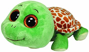Peluches ty tortuga