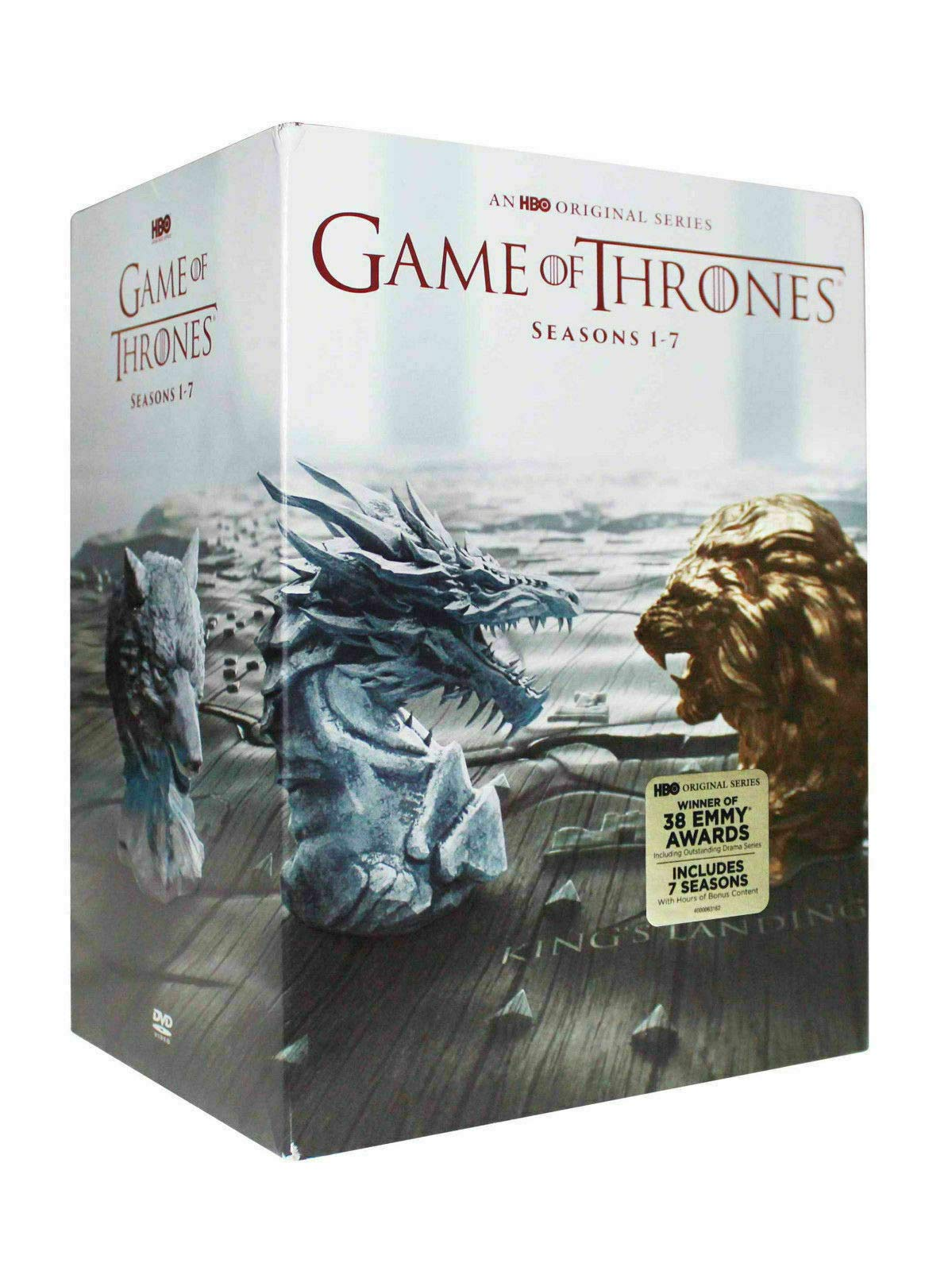 Game of Thrones :Complete Seasons 1-7 DVD New