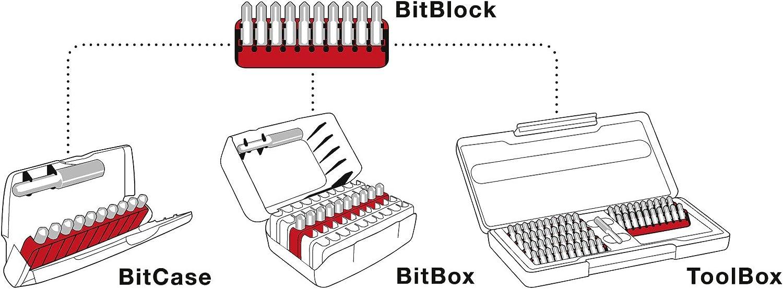 Irega pb swiss tools Portapunta bitcase c6-989