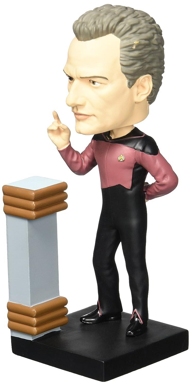 TNG Q Star Trek Build a 10 Forward Q Bobble Head BIF BANG POW BBP16061