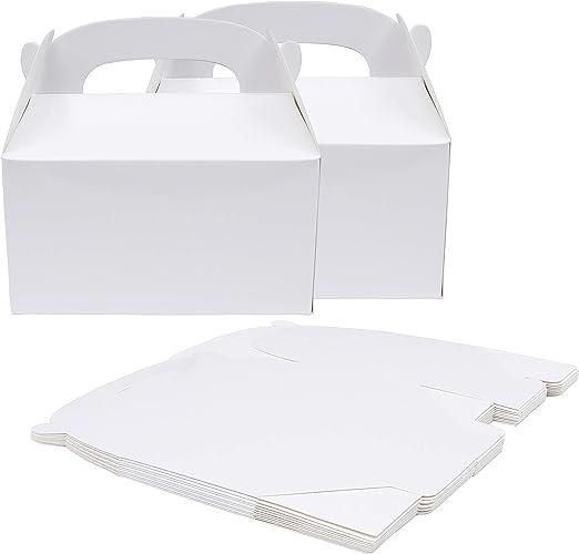 Caja Regalo (Pack de 24) - 15 x 16 x 9.3cm Cajas Regalo Kraft ...