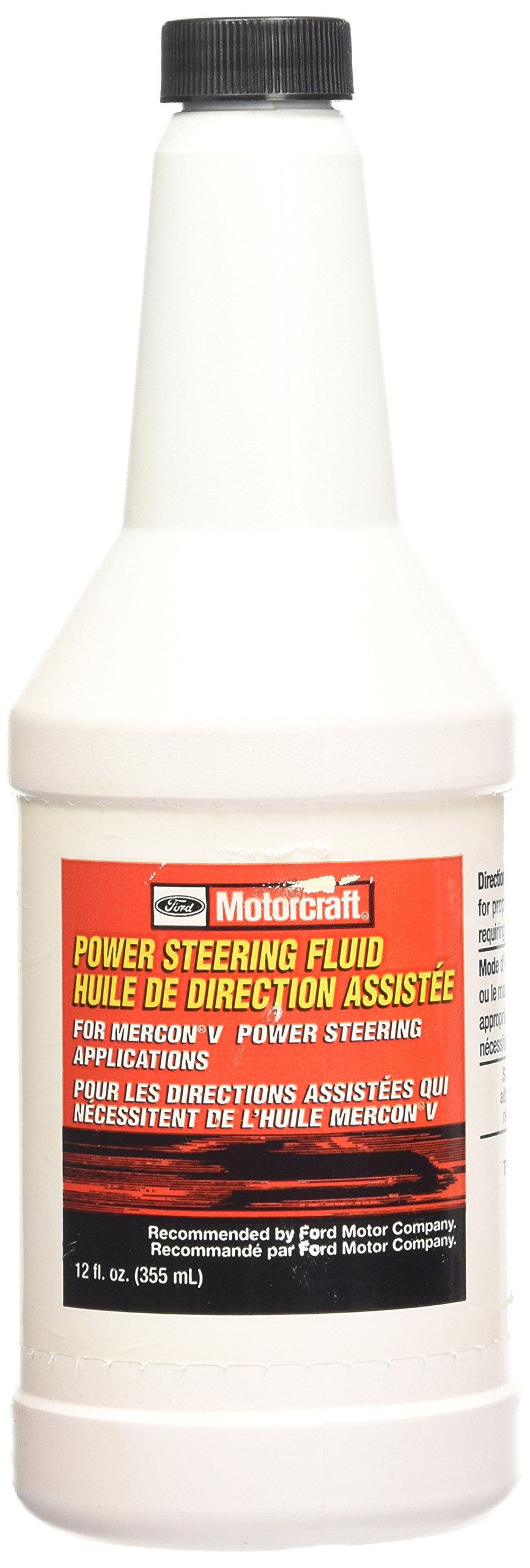 Ford Genuine Fluid XL-14 Power Steering Fluid - 12 oz. by Ford