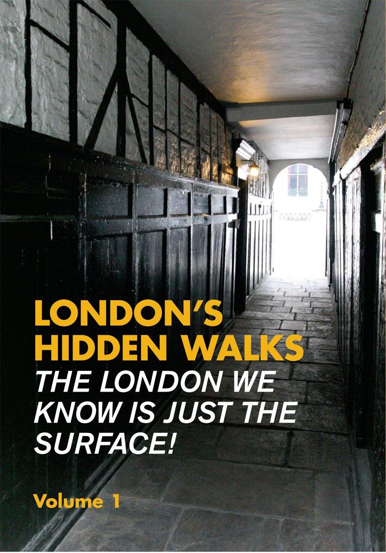 London's Hidden Walks: Volume 1 (Explore London): Amazon.co.uk: Stephen  Millar: 8601200870688: Books