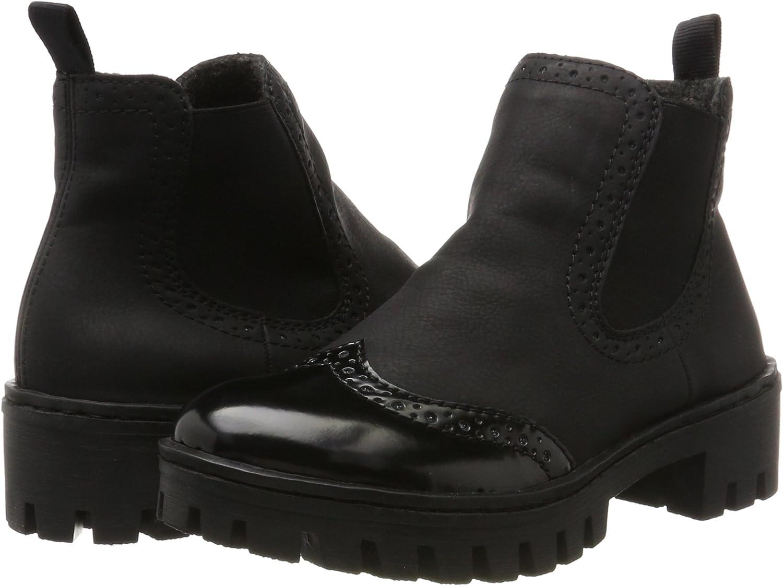 Rieker Damen 75752 Chelsea Boots