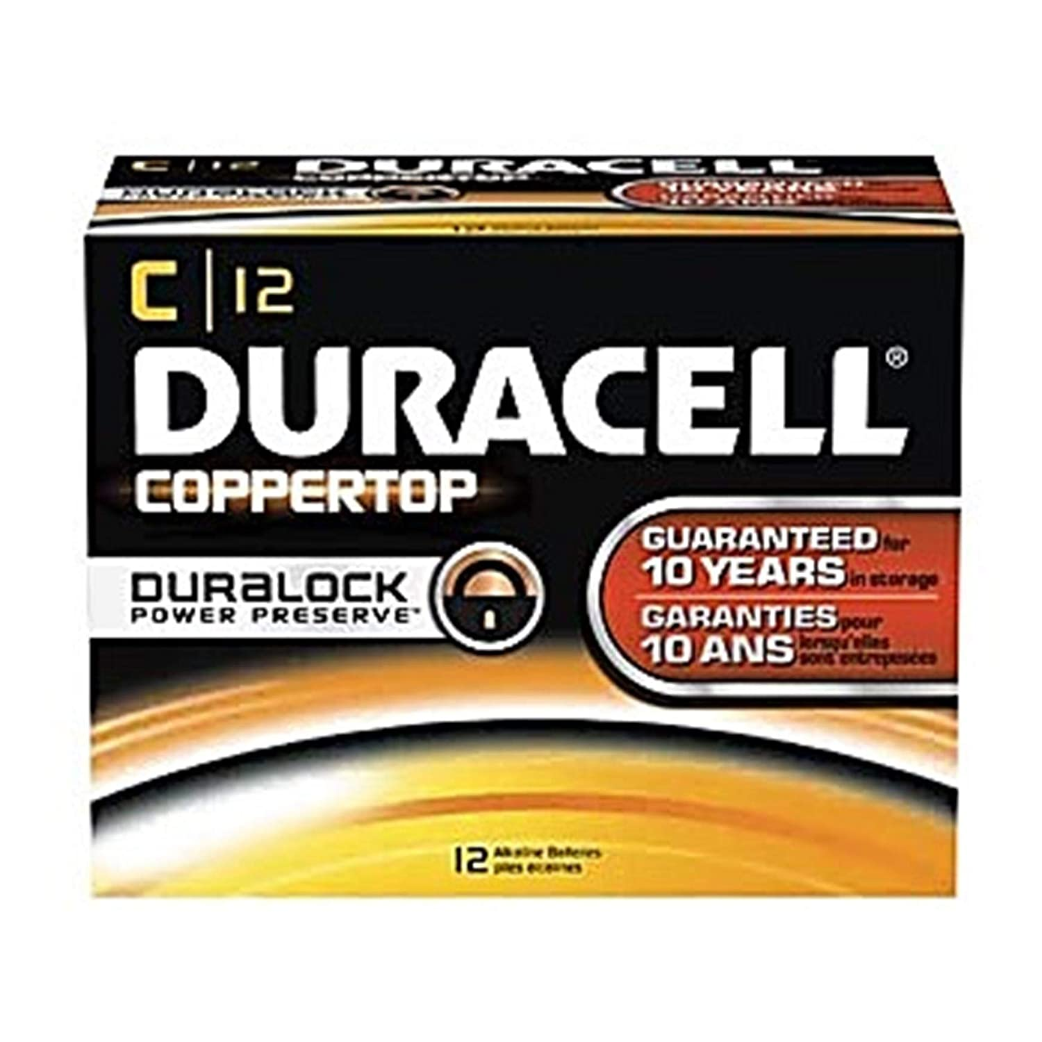 Image of Duracell PGD MN2400BKD Coppertop Battery, Alkaline, AAA Size (Pack of 144) AAA