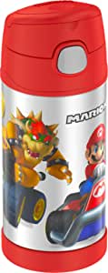 Thermos Super Mario Brothers Funtainer 12 Ounce Bottle