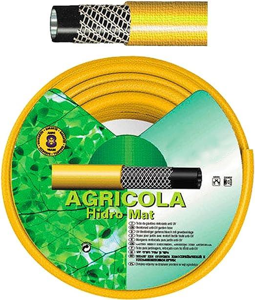 Manguera Amarillo Hidro Mat 15 Mm. - 5/8