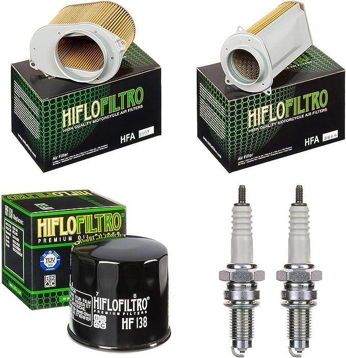 pamoto Filtro de aire Filtro de aceite Bujías VS 800 GL Intruder ...