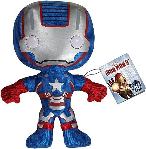 Amazon.com: Funko Marvel Iron Man Movie 3: Hierro Patriot ...