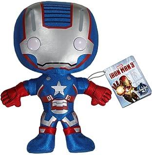 Funko Marvel Iron Man Movie 3: Iron Patriot Plush