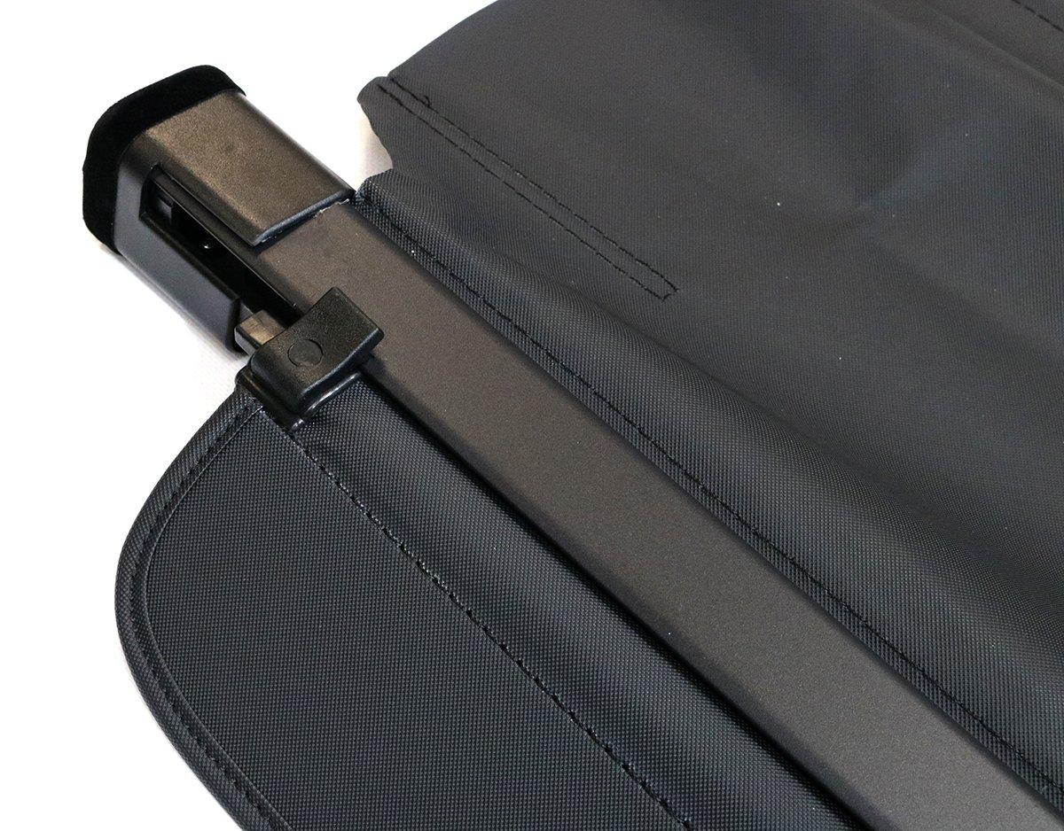 Cargo Cover for 2014-2018 Up Kia Sorento Black Tonneau Shield by TMB