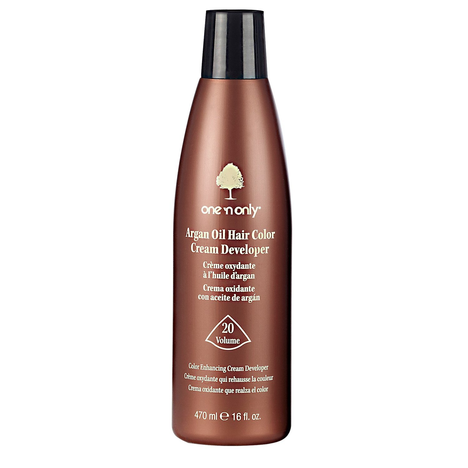 Amazon One N Only 4ch Medium Chocolate Brown Permanent Hair