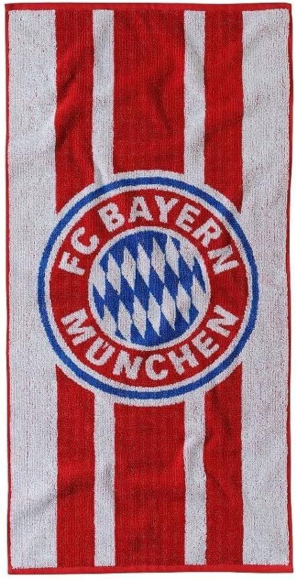 FC Bayern M/ünchen Serviette de douche 140/x 70/cm