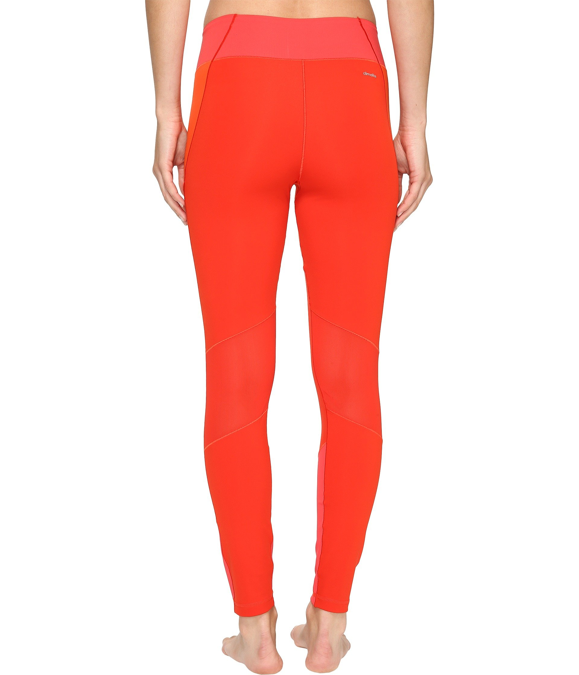 adidas Women's Training Wow Drop Tights, Core Red/Core Pink, X-Small by adidas (Image #4)