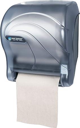 San Jamar t8090tbl océanos esencia manos libres dispensador de toalla de papel – Color Azul