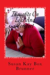Thoughts On Loss And Comfort Paperback