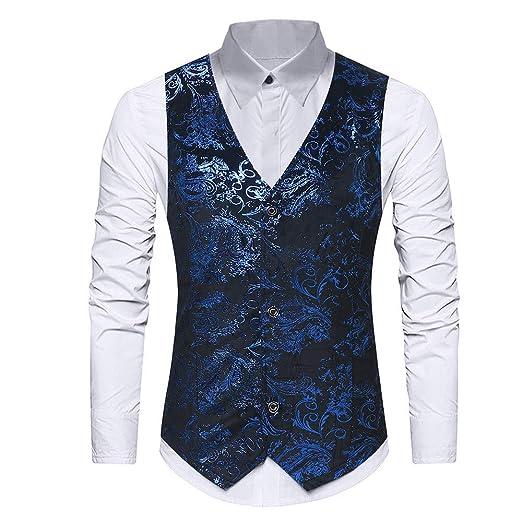 Ennglun Mens Vest Men S Formal Bussiness Tuxedo Suit Waistcoat Vest