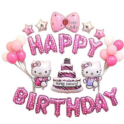 Smart J Geburtstag Party Dekorationen Happy Birthday Buchstaben