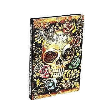 XUAN Carnet de Notes Ligné a5, Carnet Ecriture Cahier de Voyage Bullet  Journal Cuir Vintage c3c9b100c79