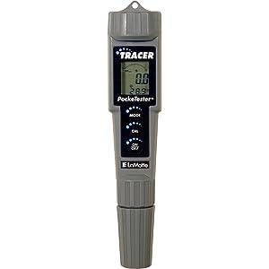 LaMotte 1749 Salt/TDS/Temperature TRACER PockeTester, 1.6