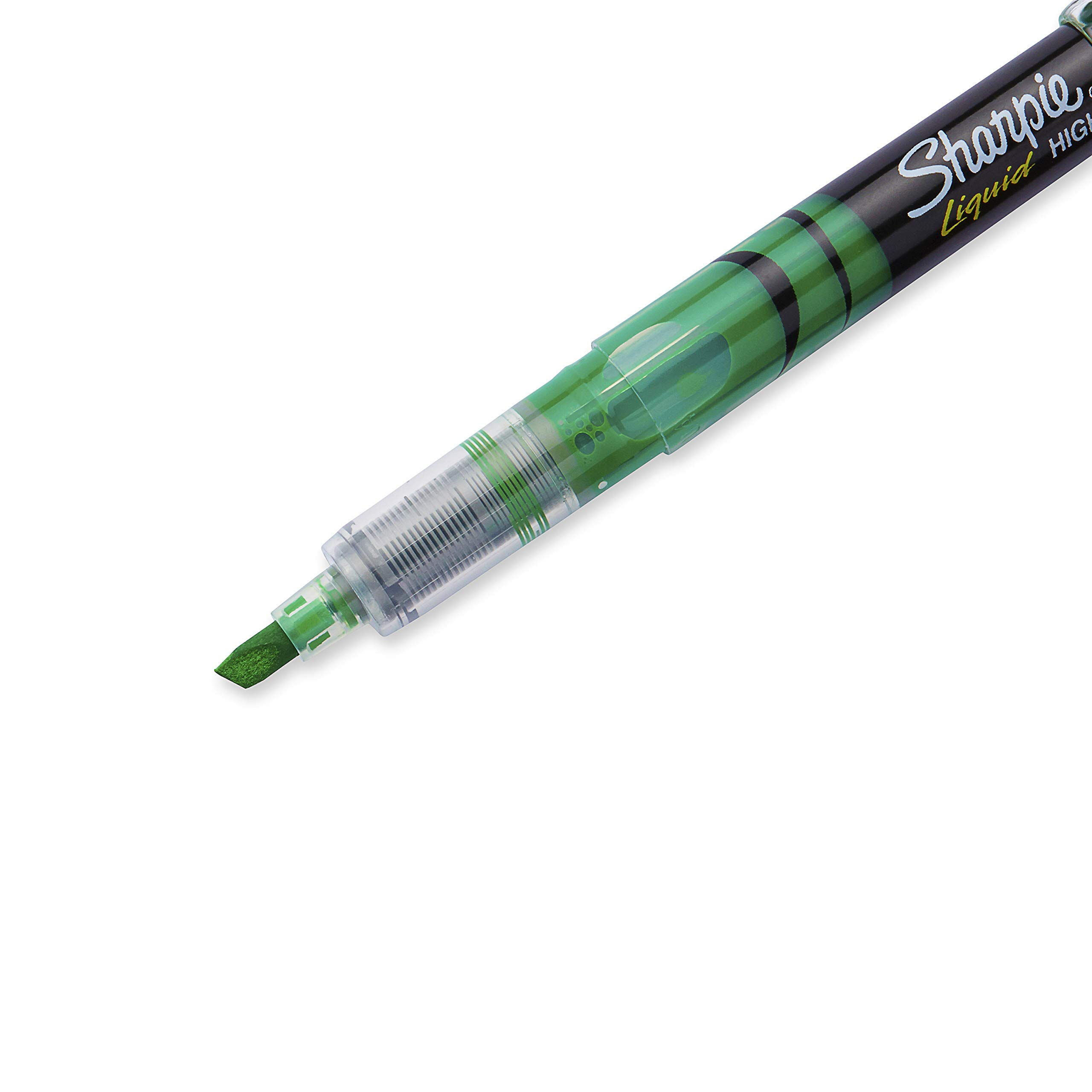 Sharpie Accent Pen-Style Highlighters, 12 Fluorescent Orange, 12 Fluorescent Yellow & 12 Fluorescent Green, Total of 36 Highlighters by Sharpie (Image #4)