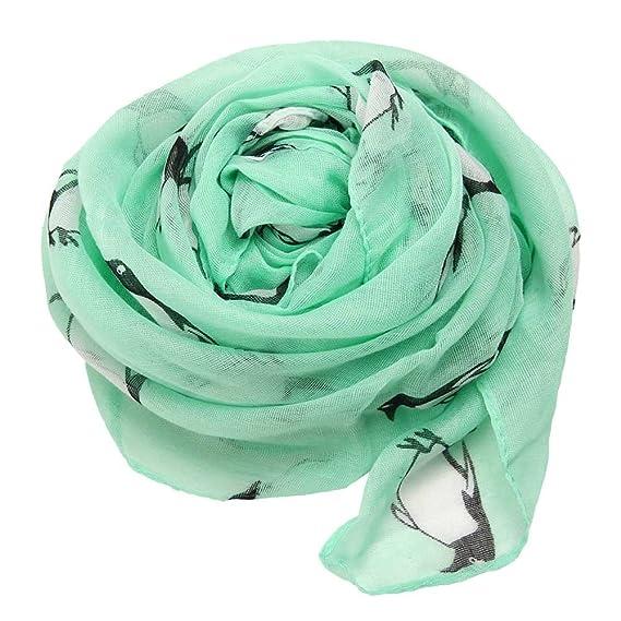 Soft Long Neck Large Schal Wrap Schal Blume Stola Schal