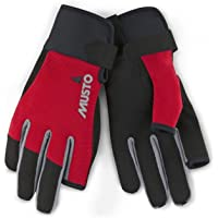 Musto Essential Long Finger Sailing Gloves - 2018