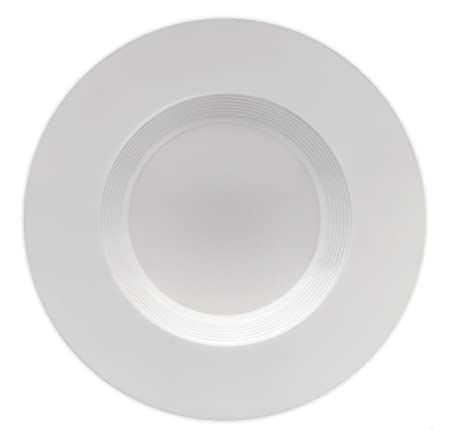 Amazon.com: NICOR Lighting 5/6-Inch Sunset Dimming LED Downlight Retrofit Kit for Recessed Housings, White Baffle Trim (DLR56-SD-1007-WH-BF): Home ...
