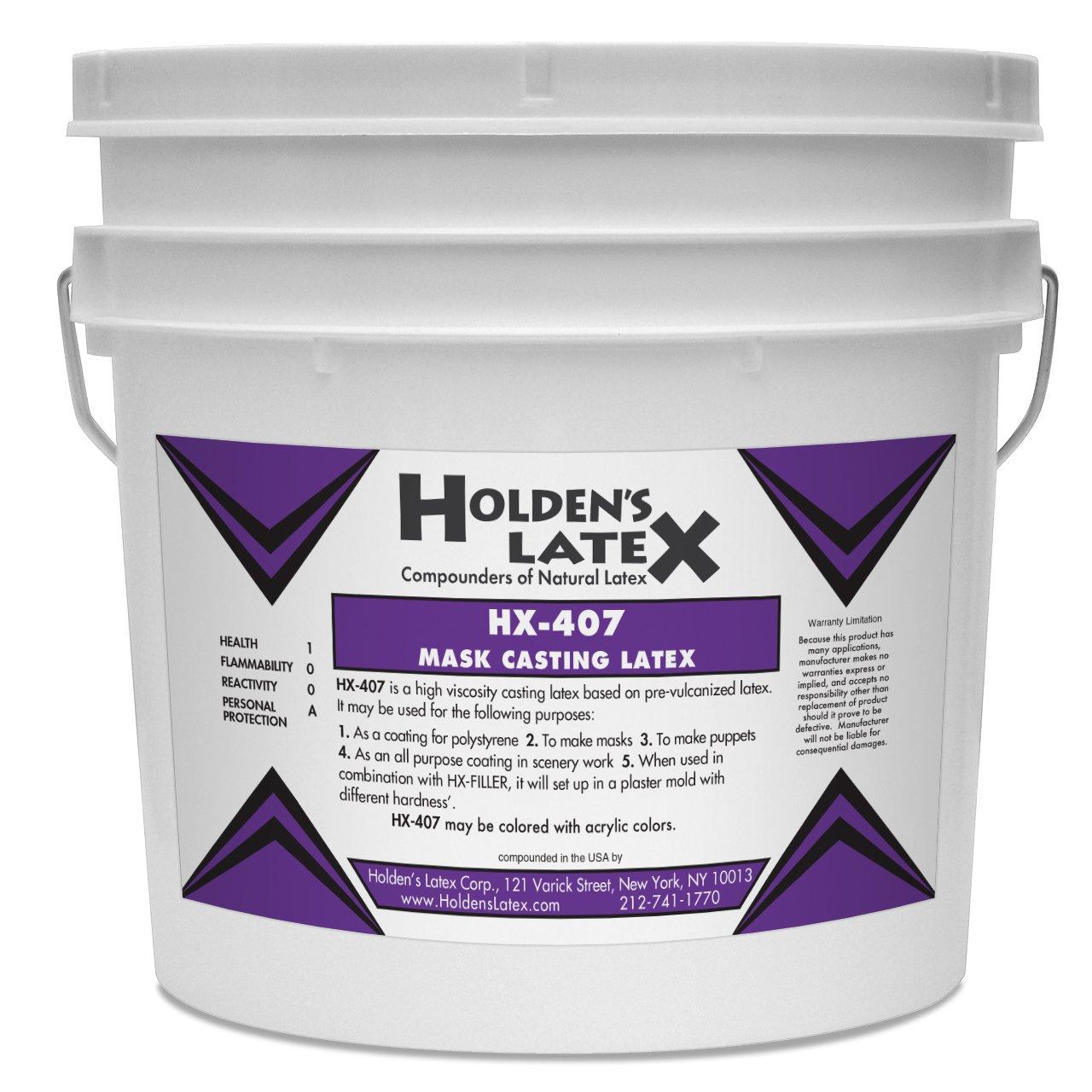 HX-407 Mask Making & Casting Latex (Gallon)