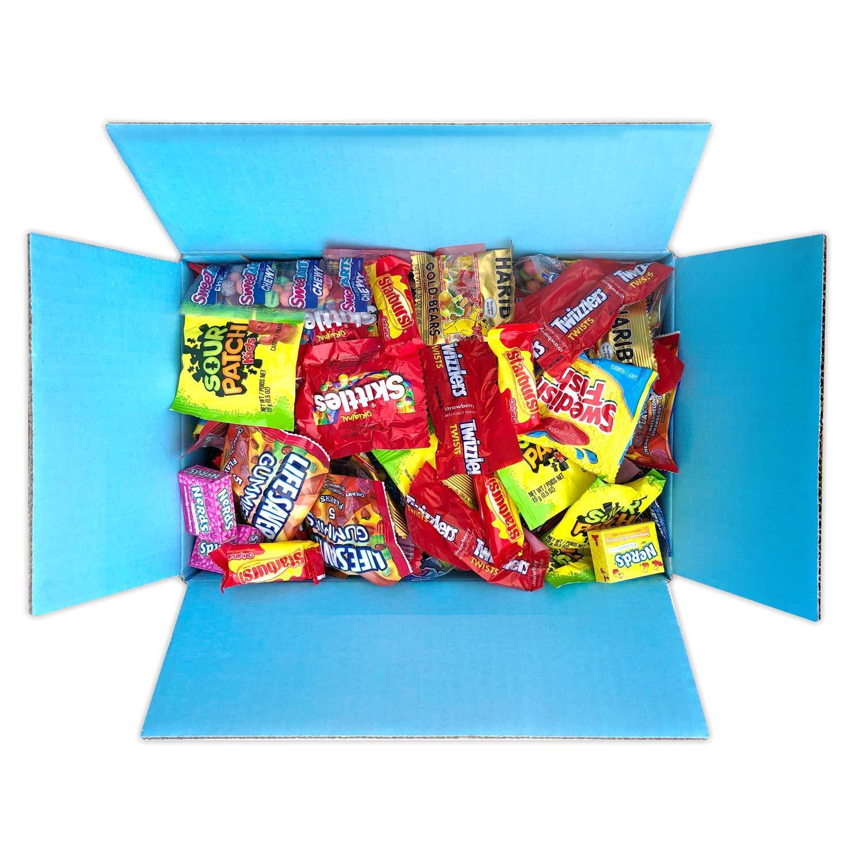Candy Bulk Variety Pack Mixed Assortment by Variety Fun (288 oz) by Custom Varietea (Image #2)