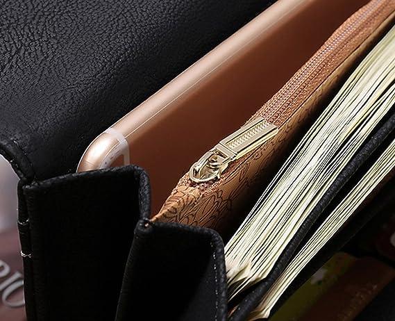 Amazon.com: YICHUN niña tarjeta de carteras fundas cartera ...
