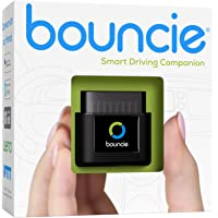 Bouncie - Connected Car - OBD2 Adapter - Location Tracking, Driving Habits, Alerts, Geo-Fence, Diagnostics - Family or Fleets - Alexa, Google Home, IFTTT