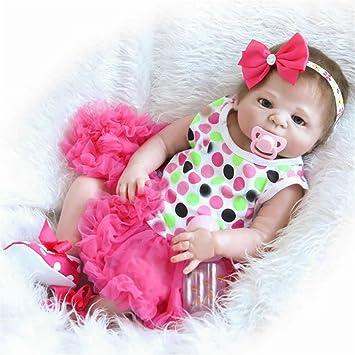 Amazon.es: Suave 23 pulgadas 57 Reborn bebé muñeca realista ...