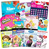 Stickers for Girls Toddlers Kids Ultimate Set ~ Bundle Includes 11 Sticker Packs with Over 1800 Stickers Featuring…