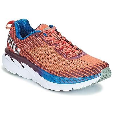 Hoka Running One Shoes Emberglowfig Women 5 2019 Clifton UMjqGLzVpS