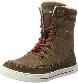 Birkenstock Girls' Ballina Kinder Boots: Amazon.co.uk: Shoes